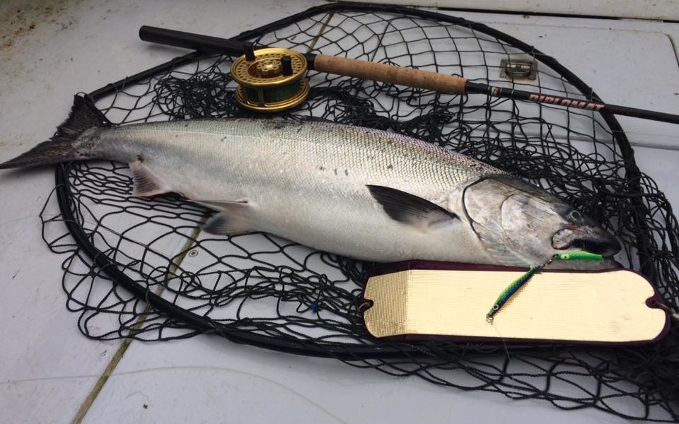 Bamfield Fishing Report Success